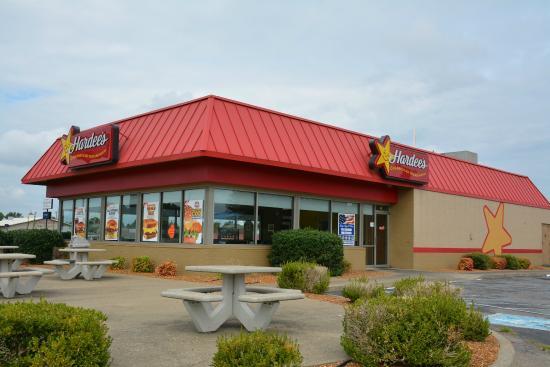 Eddyville, KY: Hardee's