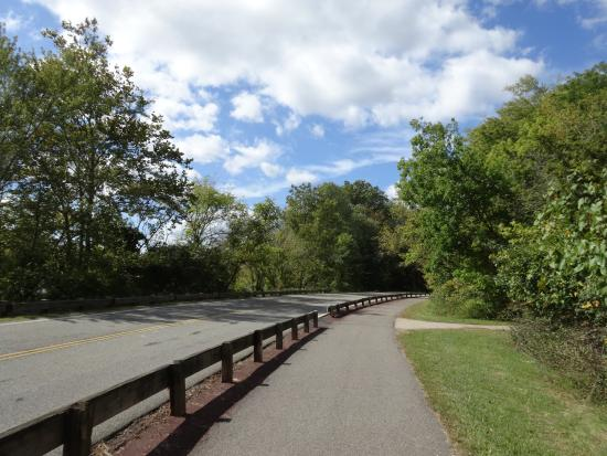 Piscataway, NJ: Bike Path