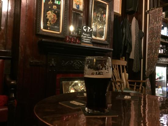 The Blue Bell: Nice  ruby mild