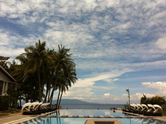 Infinity Resort: Relaxing View