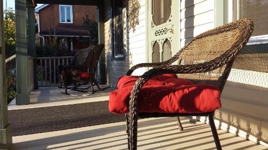 Westport, Kanada: Front Porch