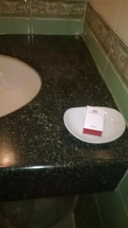 The President Hotel: Toileteries