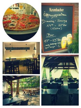 Mozzarella Pizza & Drinks