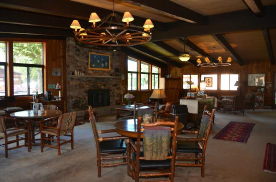 Acorn Lodge : Lobby