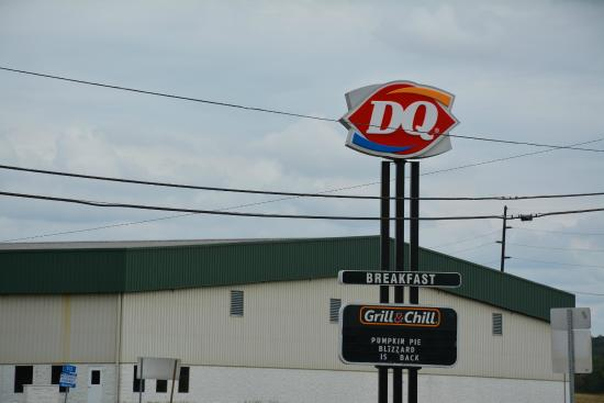 Dawson Springs, KY: Dairy Queen