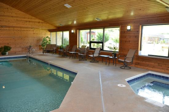 Acorn Lodge: Pool