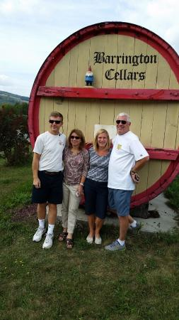 Barrington Cellars Winery