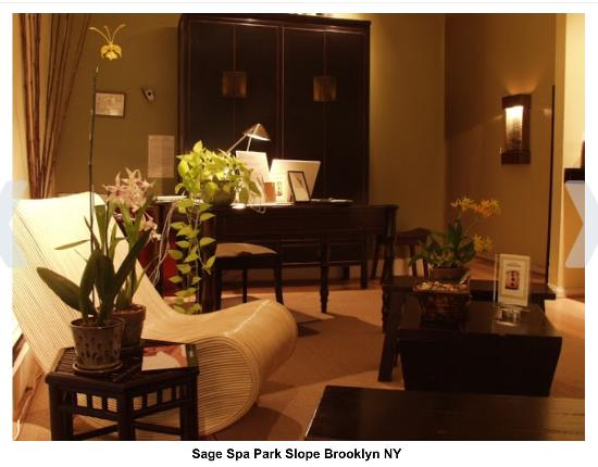 Sage spa for Sage salon