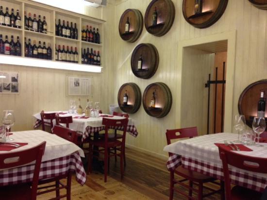 La Taverna di Baietto: Aparência do lugar