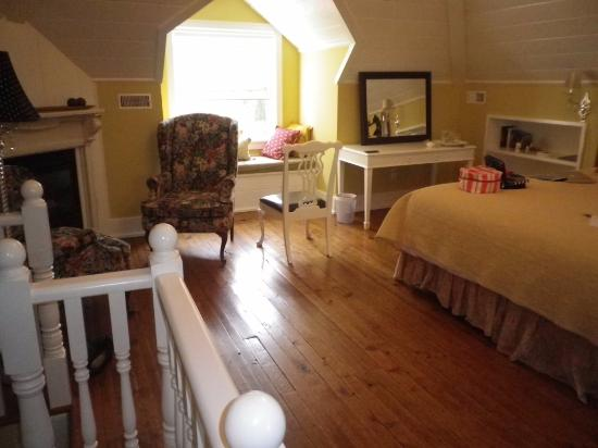 Rosseau Retreat B&B: Monteith Room