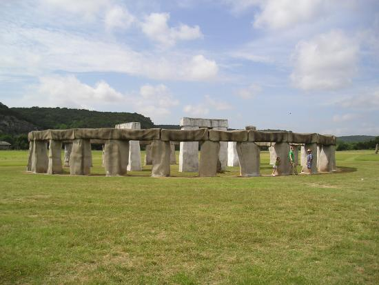 Image result for texas stonehenge