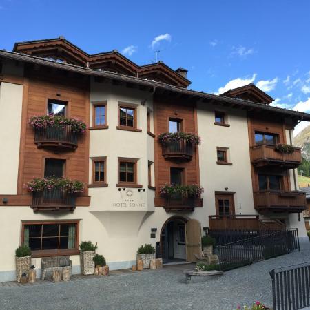 Hotel Sonne: Splendid Chalet