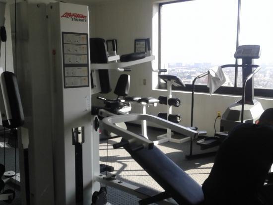 Sevilla Palace: gym