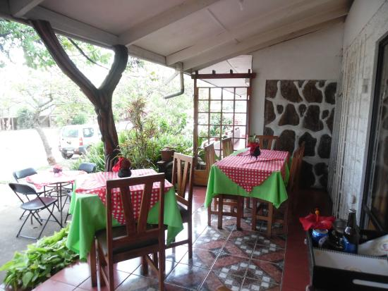 Cafe Ra'a: il bar