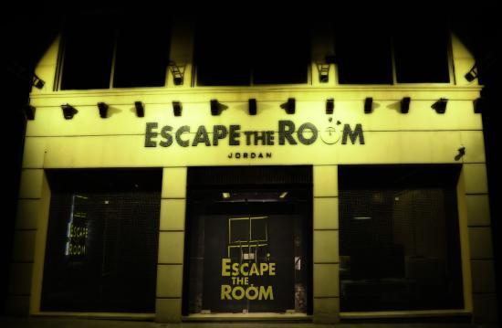 Escape The Room Jordan Abdoun