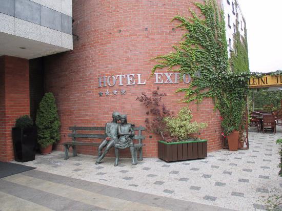 Expo: Eingangsbereich