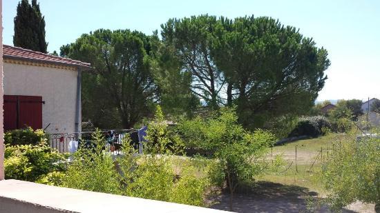 La Grande Bastide: View