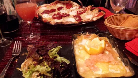 Le Paradiso : Pizza & lasagne