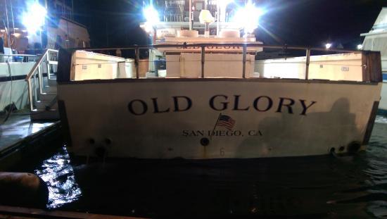 Old Glory H M Landing Picture Of H M Landing San