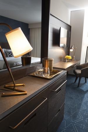 Hotel Van Zandt Guestrooms