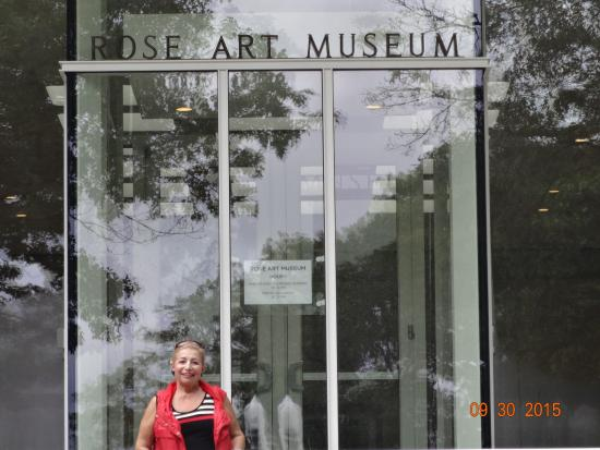 Photo of Museum Rose Art Museum at 415 South St, Waltham, MA 02453, United States