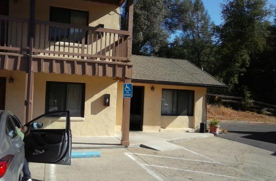 Miner's Motel: Quartos
