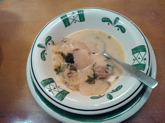 never ending pasta and soup at olive garden ankeny - Olive Garden Ankeny