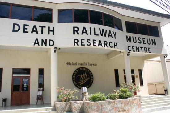 photo0.jpg - Picture of The Thailand-Burma Railway Centre, Kanchanaburi - Tri...