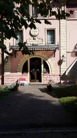 hotel margherita florencia: