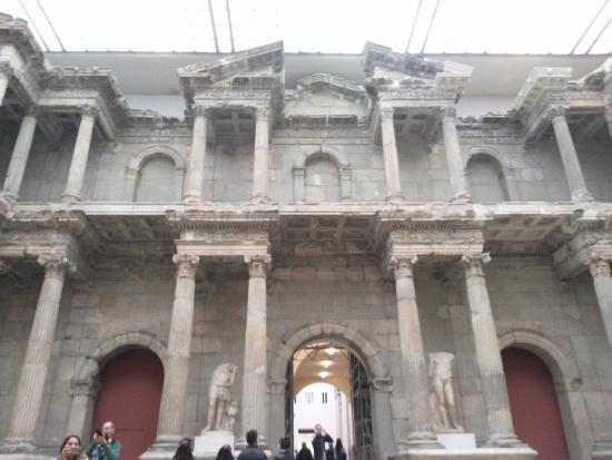 Altare di pergamo foto di museo di pergamon berlino - Porta di mileto ...