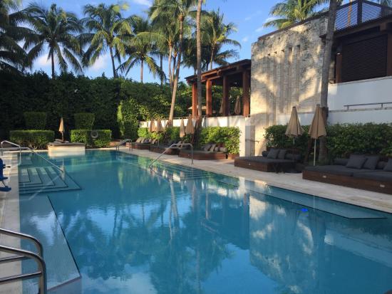 The Setai, Miami Beach: Pool