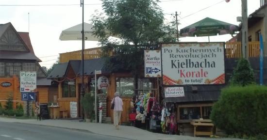 Kiełbacha i Korale