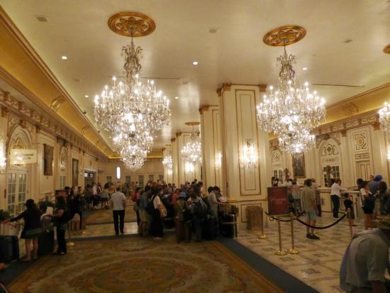 Check In Foyer Picture Of Paris Las Vegas Las Vegas