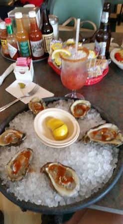 Shucks The Louisiana Seafood: Delicious Oysters