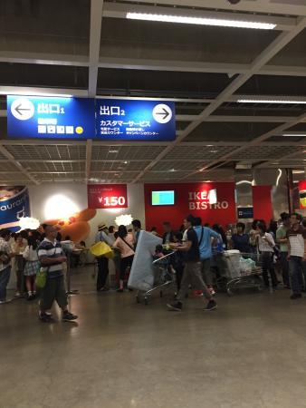 Ikea Bistro Shin Misato