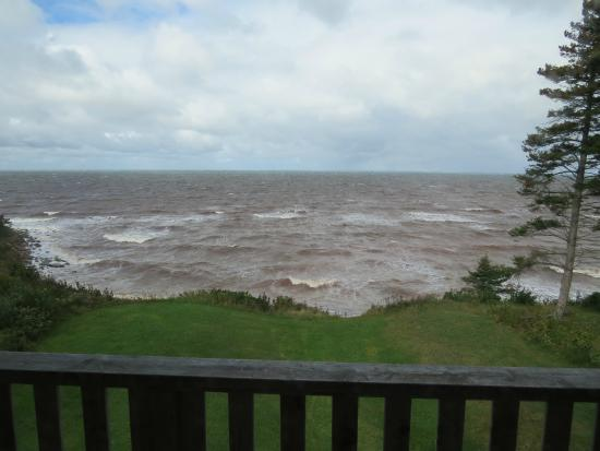Pugwash, Canada: View from deck