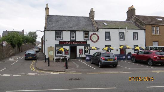 Cycle Tavern, Auchtermuchty