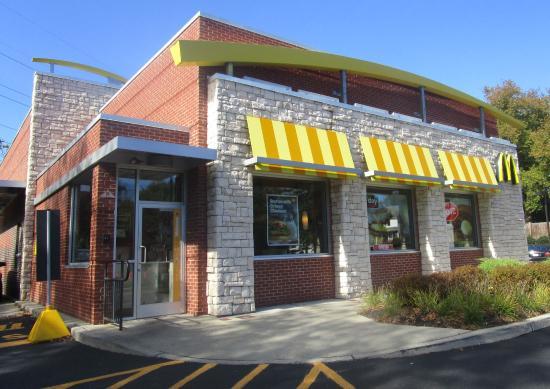 New Providence, NJ: McDonalds