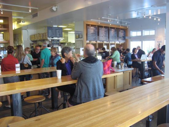 Indoor Seating Picture Of Rustic Bakery Larkspur
