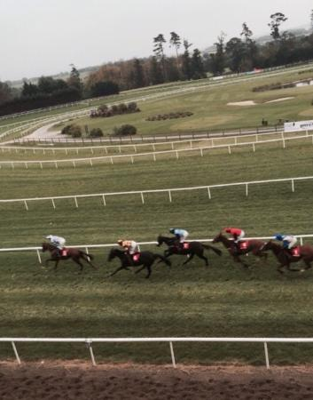 Gowran Park Racecourse: Last race-great fun