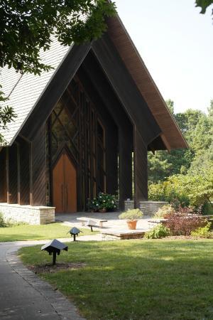 Marjorie Powell Allen Chapel Picture Of Powell Gardens Kingsville Tripadvisor