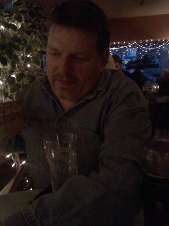 Dino's Ristorante Italiano: Jamie at Dino's restaurant, Roseburg, OR
