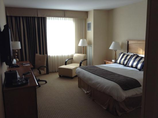 Hollywood Casino Bangor Hotel: King Suite