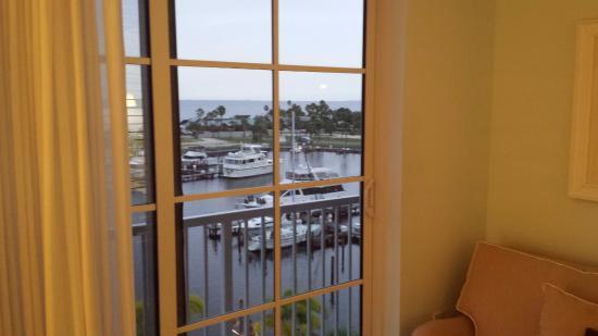 รัสกิน, ฟลอริด้า: The view from the room
