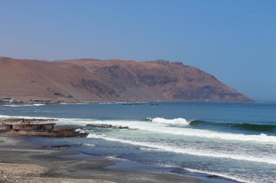 Playa Arenilla Negra
