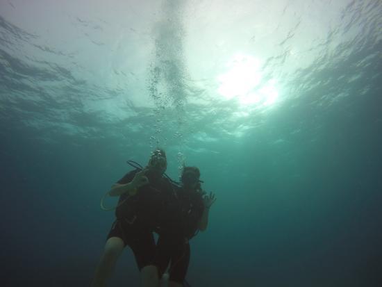 Dive Little Corn - Day Dives: Safety Check Photos