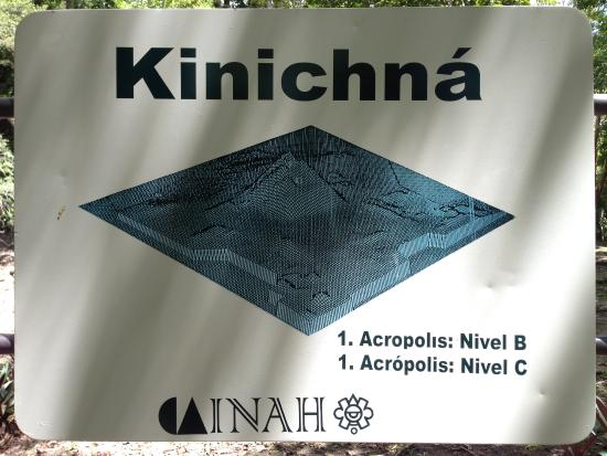 Kinichna : Sign