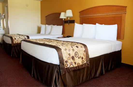 Americas Best Value Inn-AT&T Center: Newly Renovated