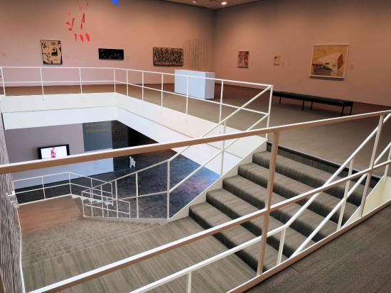 Photo of Neuberger Museum of Art in Purchase, NY, US