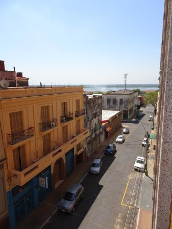 Hotel Chaco: Another balcony view.
